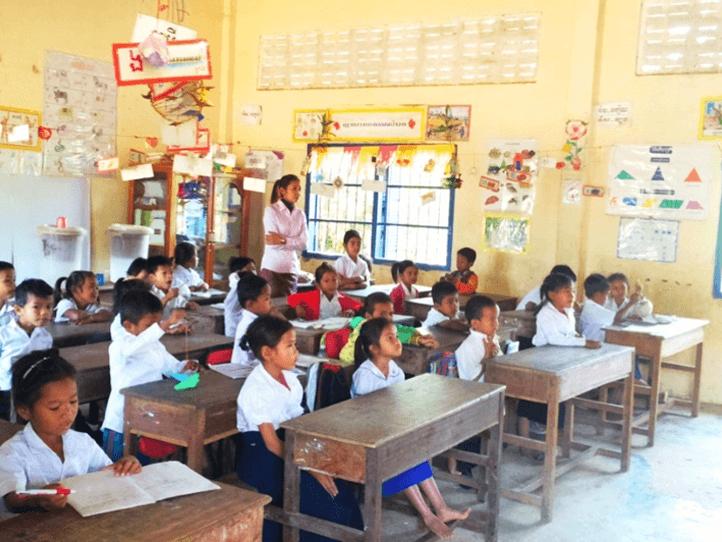 教育ボランティア