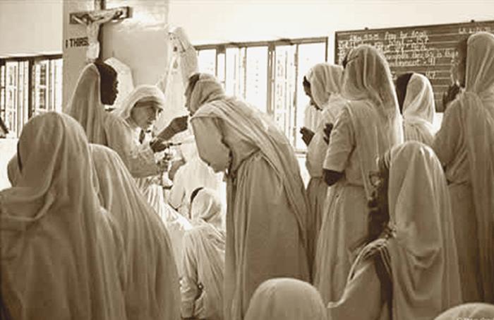 マザー・テレサの愛を引き継ぐシスターたち