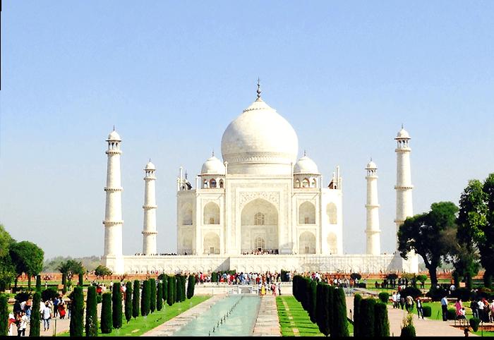 インド満喫♪タージマハル