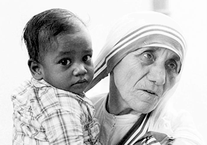 マザー・テレサ施設