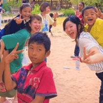 孤児院訪問・交流