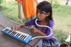 楽器の寄付品は1番喜びます!