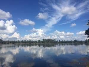 スラスランの池