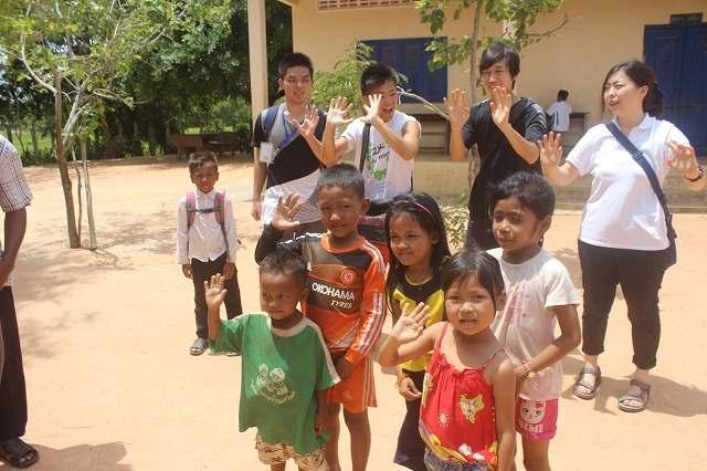 孤児院レポート