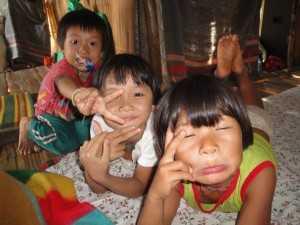 タイ 山岳民族