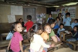 子どもたちの日常@ネパールの小学校(海外ボランティア)
