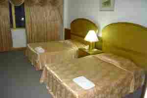 ホテル~♪