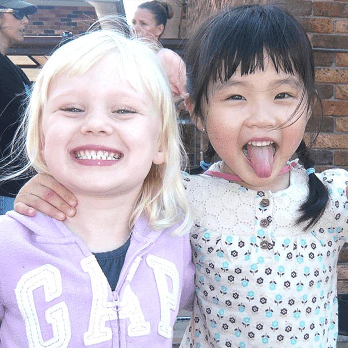 オーストラリア 幼稚園ボランティア×語学留学