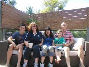 オーストラリアの家族になる