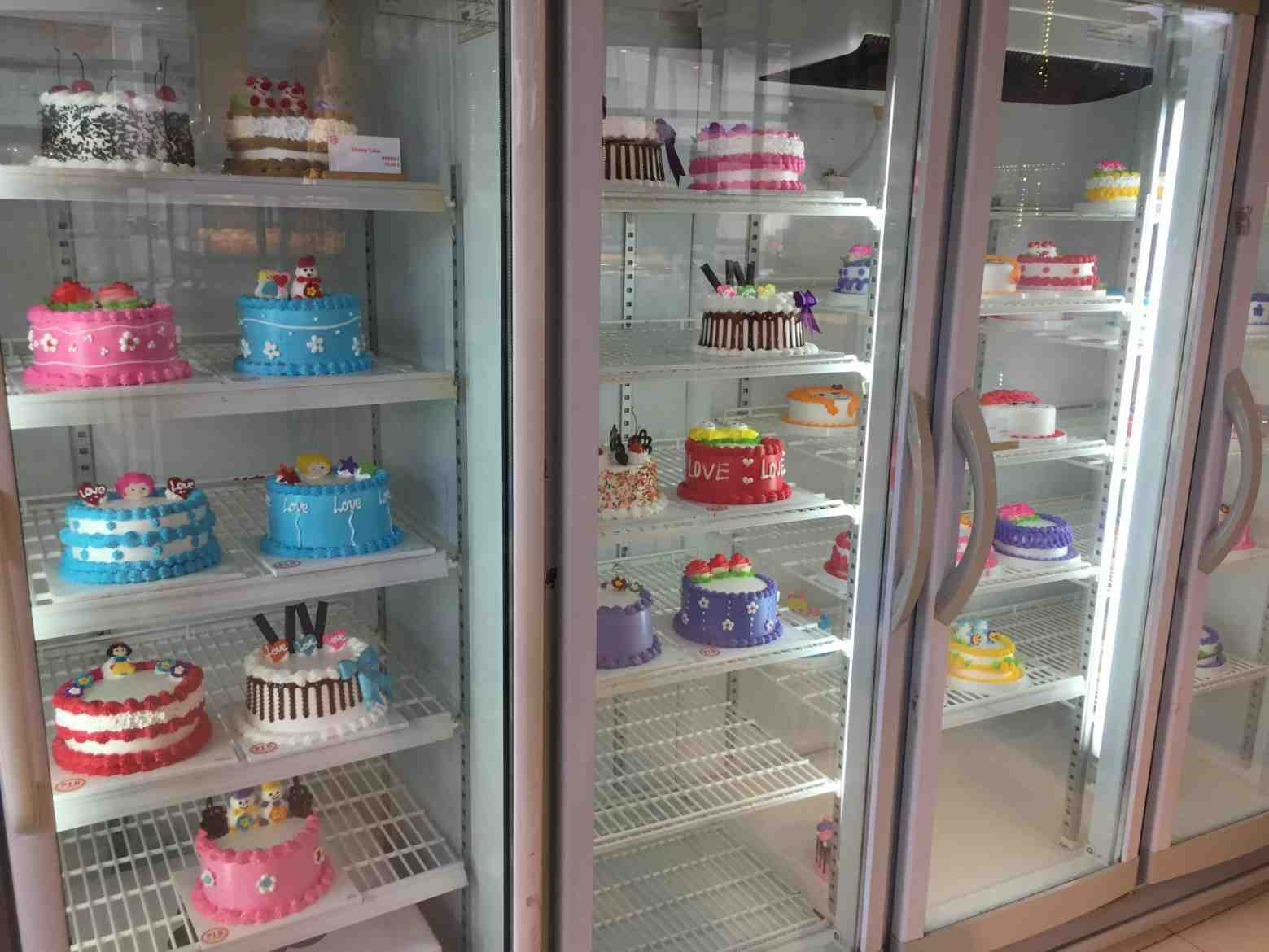 カンボジアのケーキ特集1