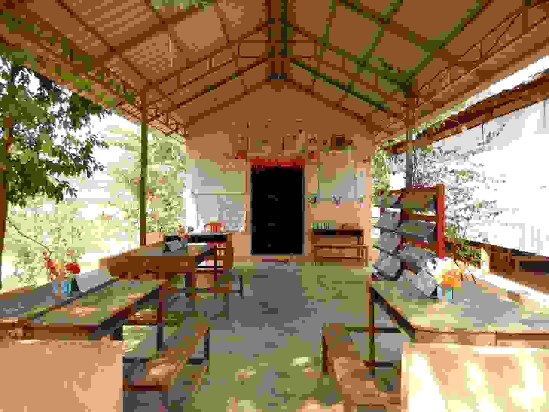 村の学校に変化が3