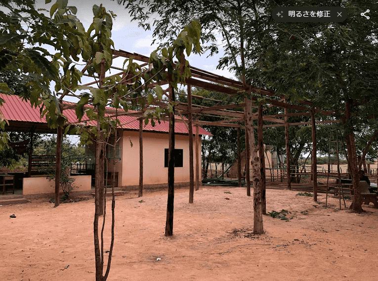 村の学校に変化が6