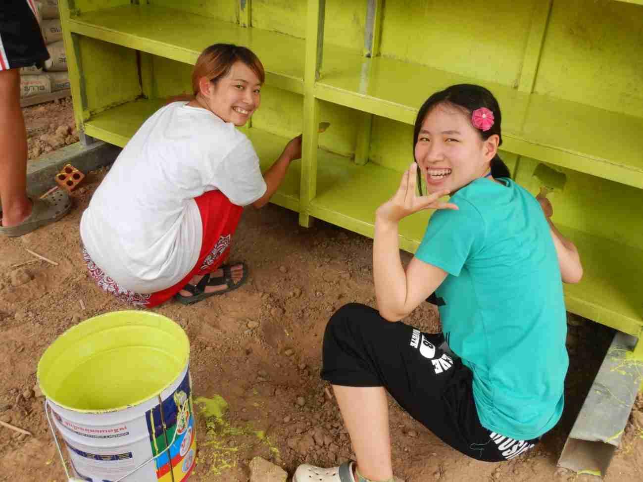 建設ボランティア6