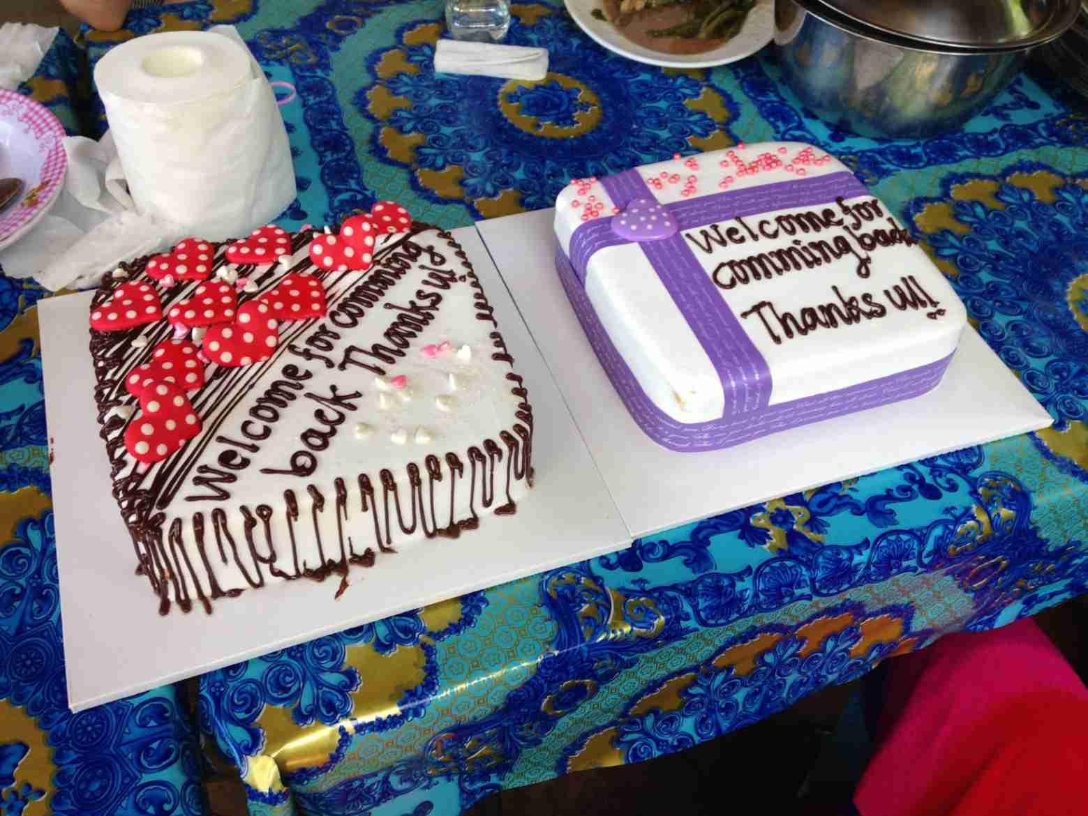 カンボジアのケーキ特集6