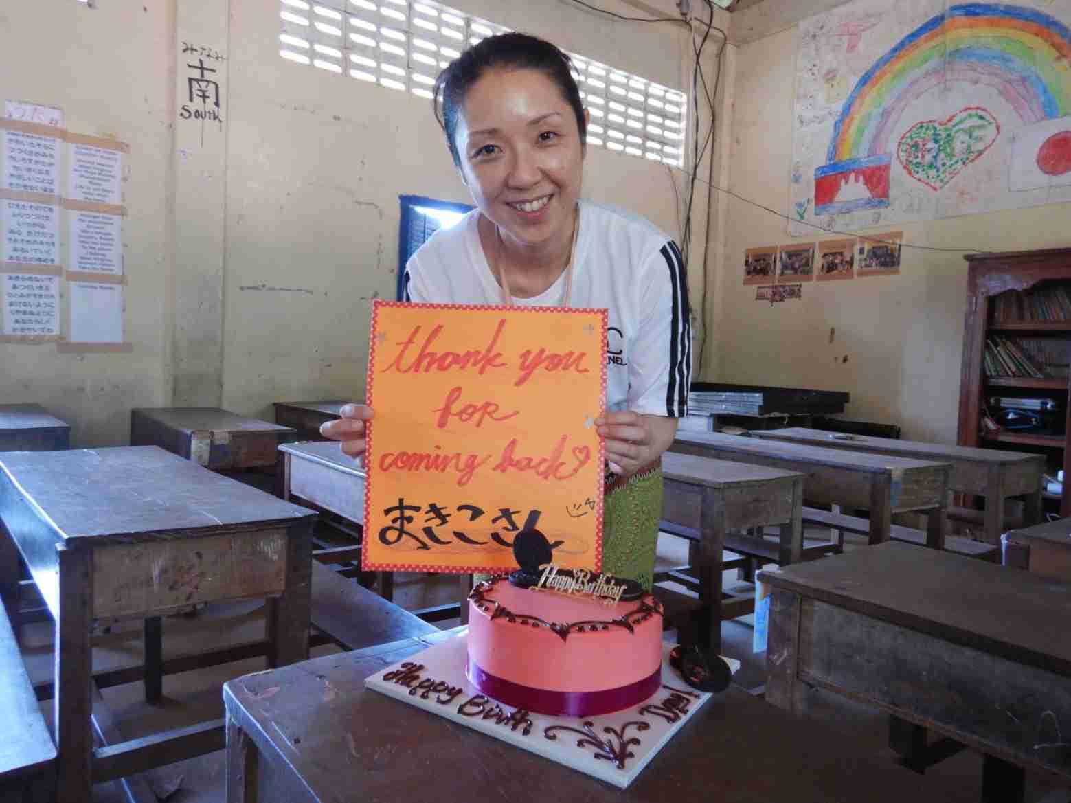 カンボジアのケーキ特集8