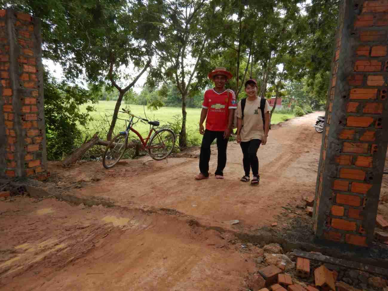 農村でのホームステイを大公開8
