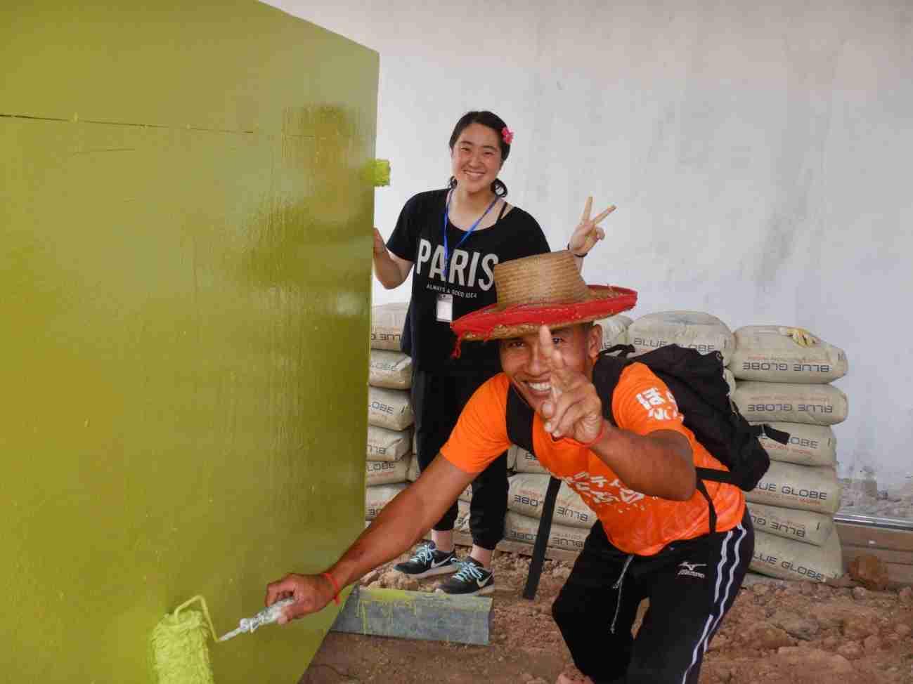 建設ボランティア8