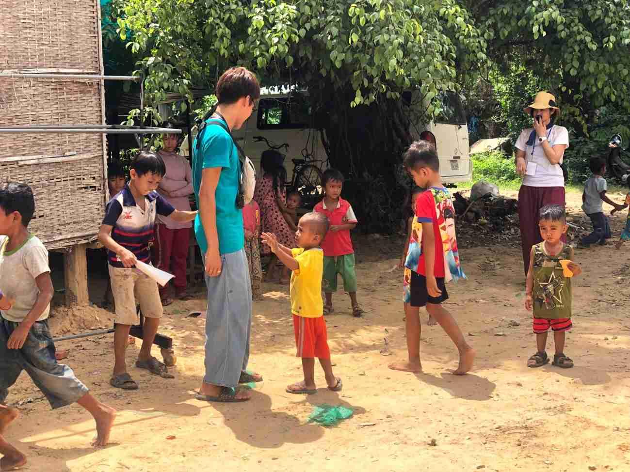 カンボジアスタ1日目9