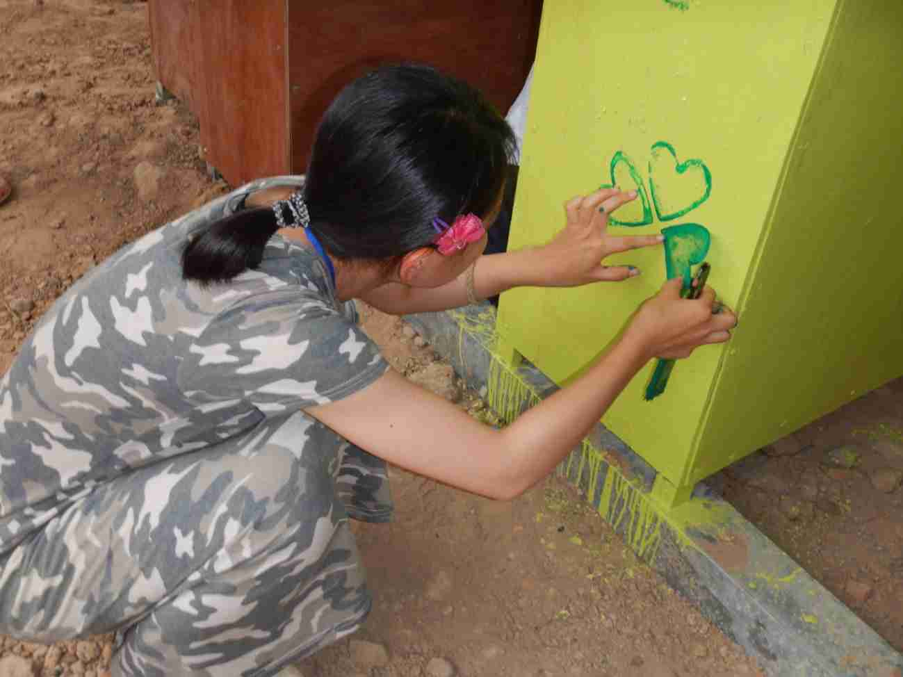 建設ボランティア9