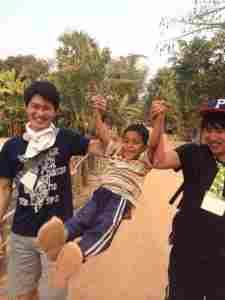 Happy-Happy@カンボジア(海外ボランティア)