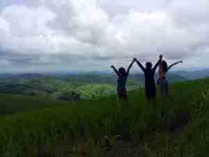 タイ:目の前に広がる大自然!