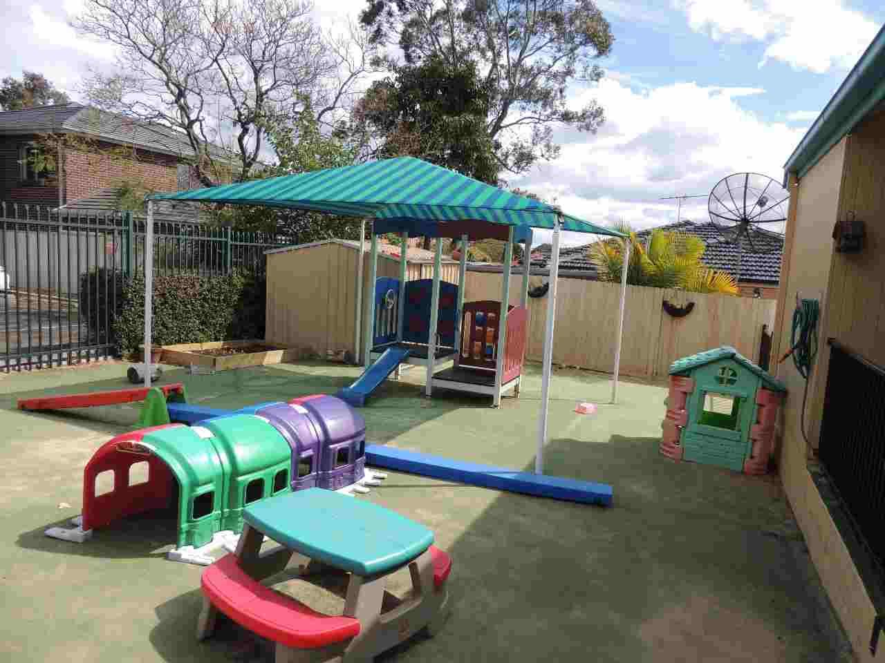 オーストラリアの幼稚園