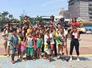 フィリピンスタディツアー(海外ボランティア)