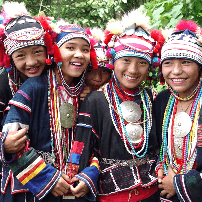 タイ山岳民族支援ボランティア  子ども×現地密着×大自然×ホームステイ